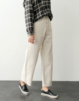 Ingrid Tong pants (* 2color)