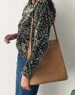Like-to-pocket bag (* 4color)