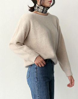 Abound knit (* 7color)