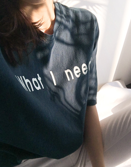Need short sleeve t (* 4color)