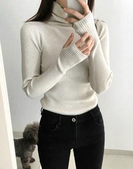 Rakiah Warmer knit (* 8color)