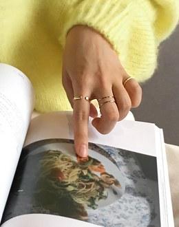 Set ring (* 2color)