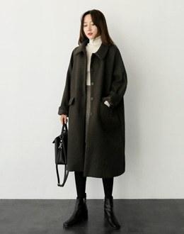 Cindy single coat (* 2color)