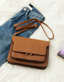Suede butterfly bag (* 3color)