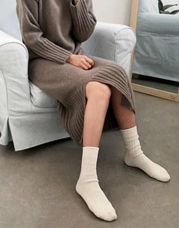 Cache Longron socks (* 6color)