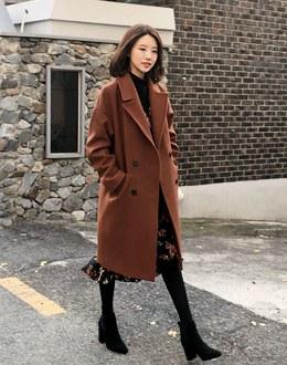 Great coat (* 3color)