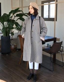 Olangangan coat (* 3color)