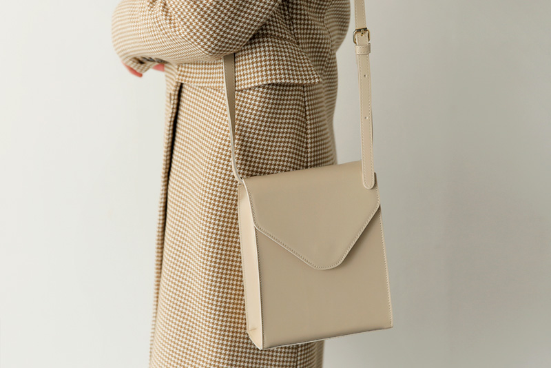 Penzie leather bag (* 5color)
