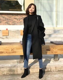 Melbourne coat (* 3color)