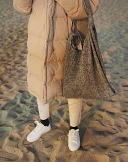 Golgi knit bag (* 3color)
