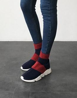 Cleveland Slip-on Shoes shoes (* 3color)