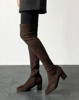 Melbis Long Boots shoes (* 2color)