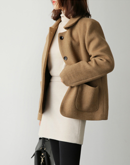 Melo Herring coat (* 2color)