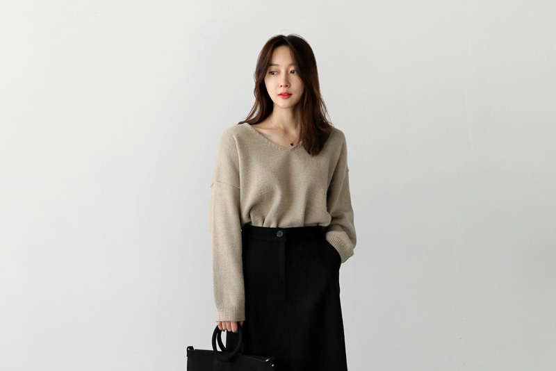 Moist knit (* 3color)