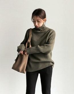 Lux Golitader knit (* 4color)