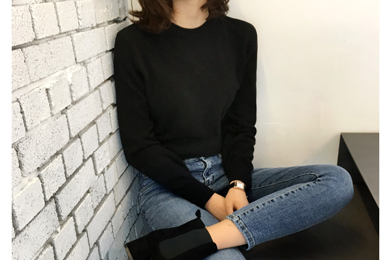Morning wool knit (* 5color)