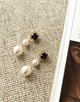 Pearl pearl olive e (* 2color)