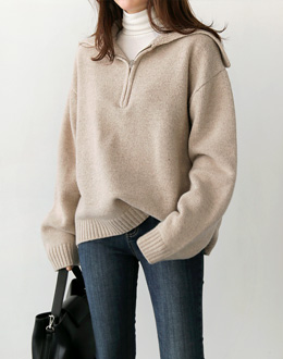 Wool knit (* 3color)