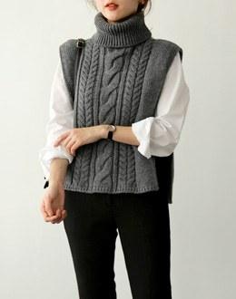 Ulpole vest (* 4color)