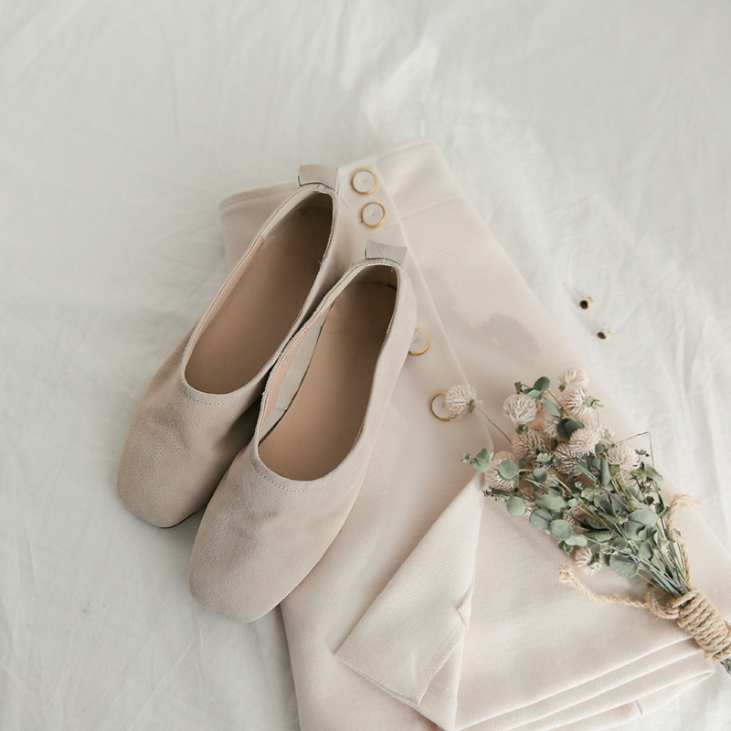 Melody shoes (* 3color)