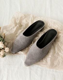 Stole Suede shoes (* 3color)