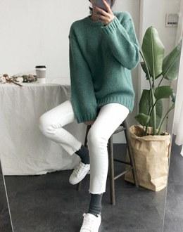 Shunit Alpha knit (* 4color)