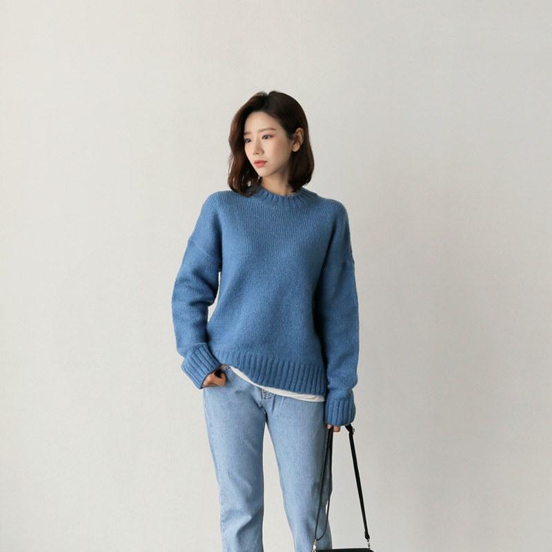 Luanda knit (* 3color)