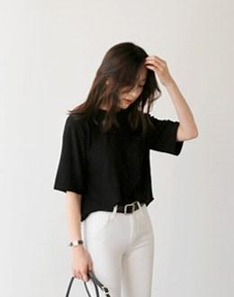 Fogney Short-sleeve t (* 4color)