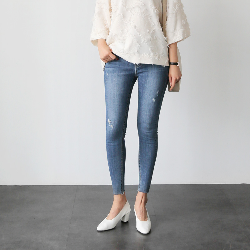 Tapered Skinny pants