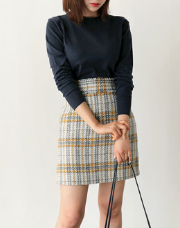Glam Round knit (* 6color)