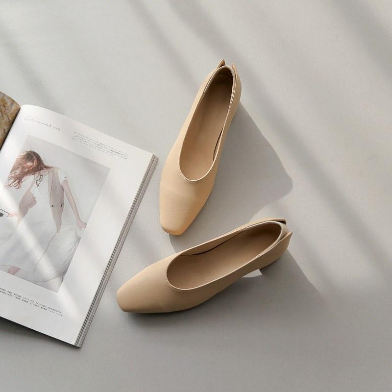 Lemie shoes (* 3color)
