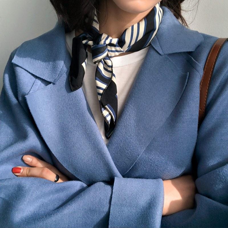 Domino scarf (* 4color)