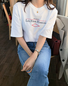 Classic Short-sleeve t (* 2color)