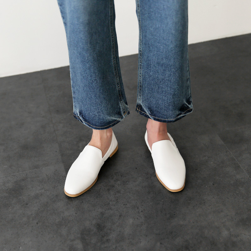 Jamma flat shoes (* 4color)