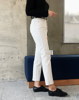 Cream Mill pants