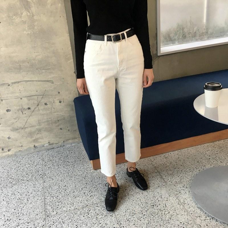 Cream Mill pants