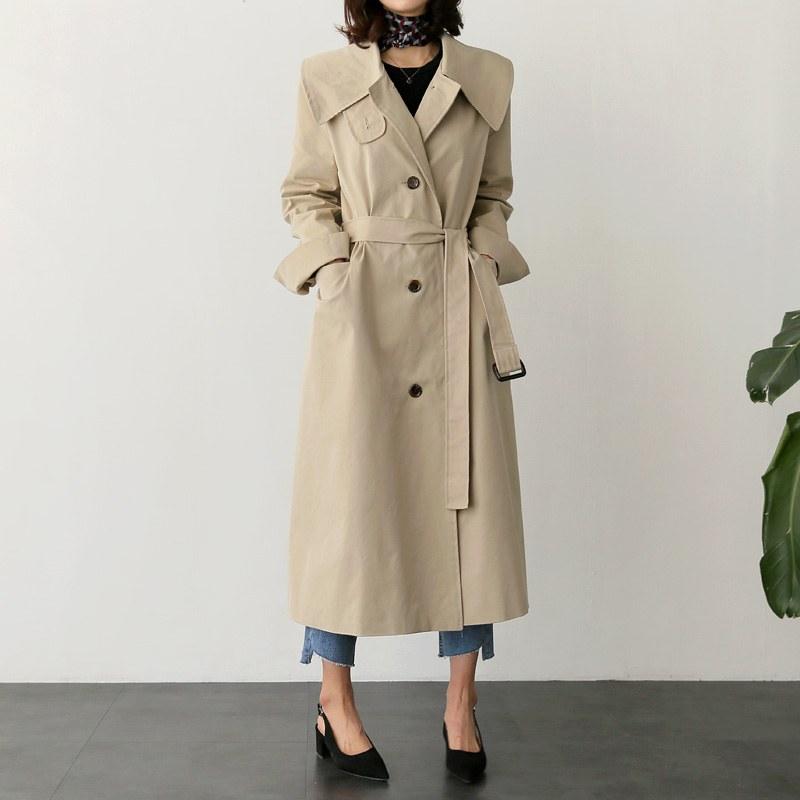 Foggy Barbary coat (* 2color)