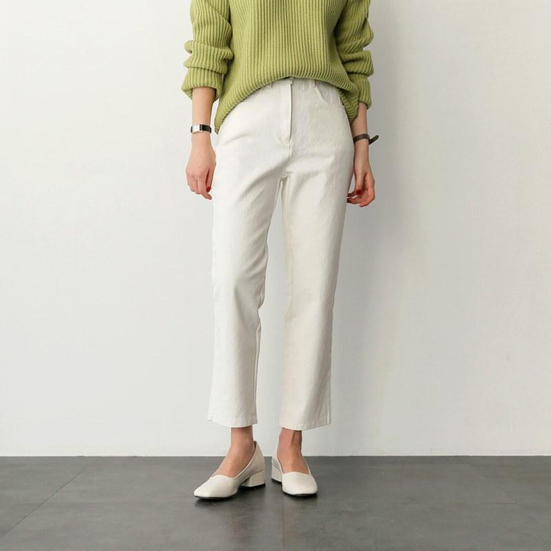 Mild pants (* 2color)