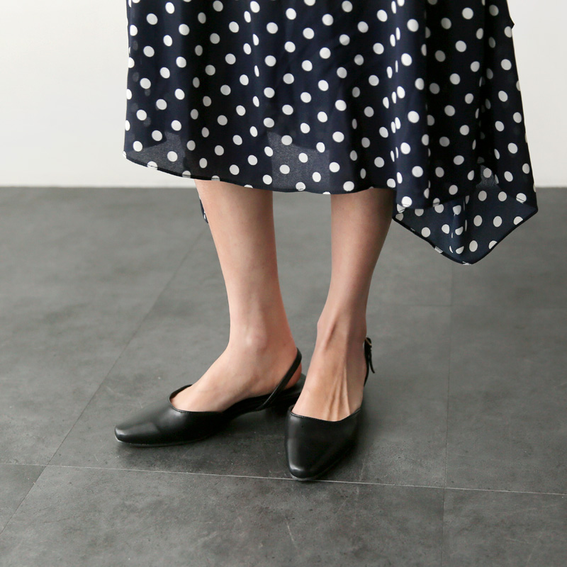 Kelly Flat shoes (* 4color)