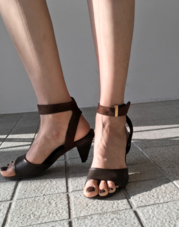 Tori Strap shoes (* 2color)