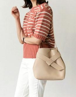 Line cross bag (* 3color)