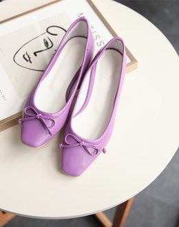Lily flat shoes (* 8color)