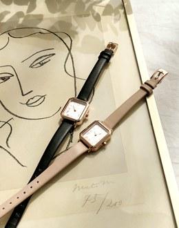 Demide watch (* 2color)