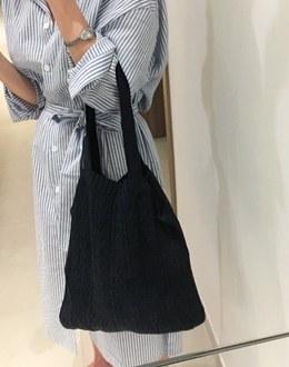 Knit twine bag (* 4color)