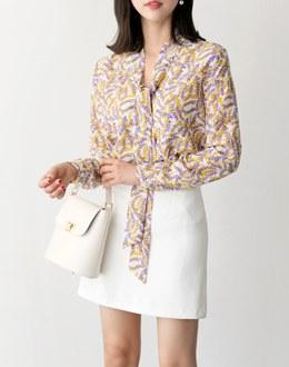 Aesop tie bl (* 2color)