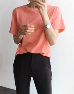 Neon Peach t (* 4color)