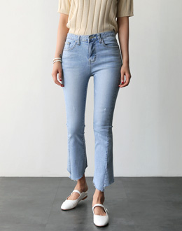 Boot cut pants