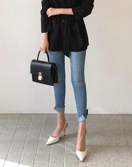 Side Jeans pants
