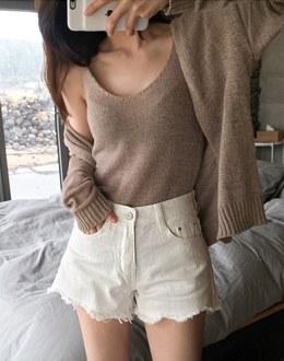 Weven pants