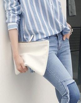 Flat bag (* 4color) <br>
